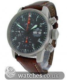 Fortis Pilot Professional Chronograph