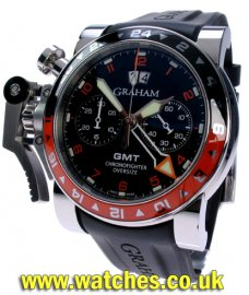 Graham Chronofighter GMT Big Date