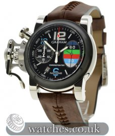 Graham Chronofighter RAC 6 Nations Celebration Limited Edition