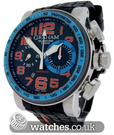 Graham Silverstone Stowe Racing Blue