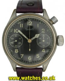 Hanhart Luftwaffe Pilots Watch