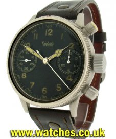 Hanhart World War II Pilots Watch