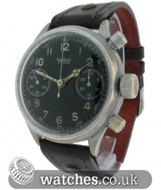 Hanhart Vintage World War II Pilots Watch