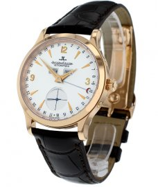Jaeger LeCoultre Master Date 18ct Rose Gold