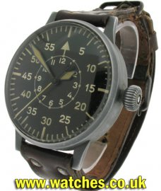 LACO Vintage German Air Force Watch