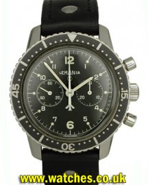 Lemania Military Chronograph S.A. Air Force