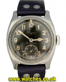 Longines Vintage Aviators Watch