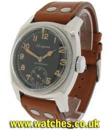 Longines Vintage Aviators Watch - Czechoslovak Air Force