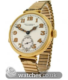 Longines Vintage Gents 18ct