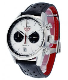 Tag Heuer Carrera Jack Heuer 80th Birthday Limited Edition