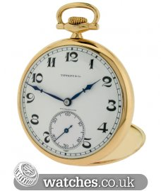 Tiffany & Co Vintage Tiffany & Co Pocket Watch