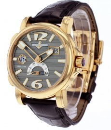 Ulysse Nardin 18ct Dual Time