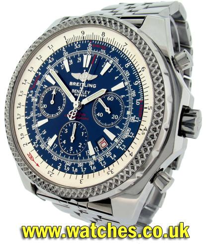 Breitling Bentley Motors Watch A25362 Ref Breitling