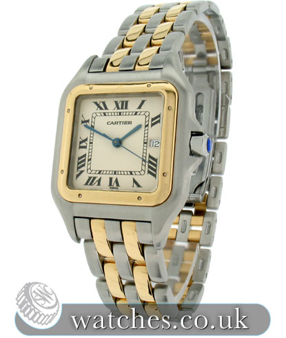 Vintage cartier mens panthere
