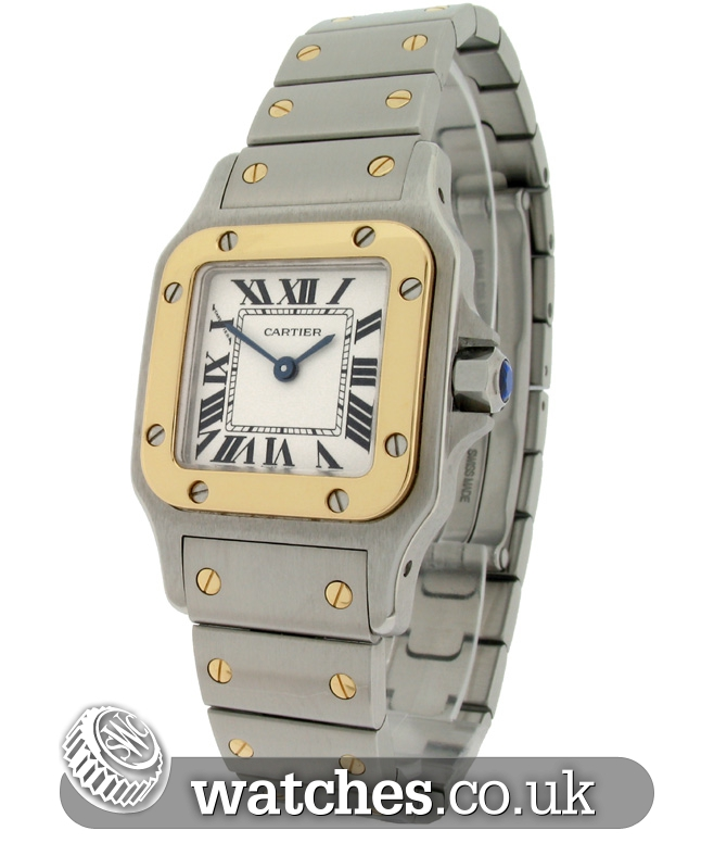Cartier Santos Galbee Review