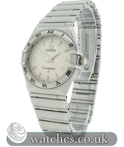How Much Is A Omega Constellation Watch