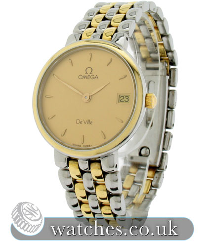 omega deville ladies price