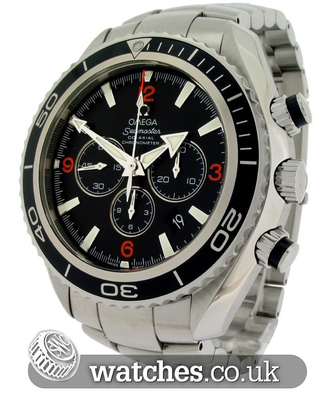 Omega Planet Ocean Chrono Watches Ladies