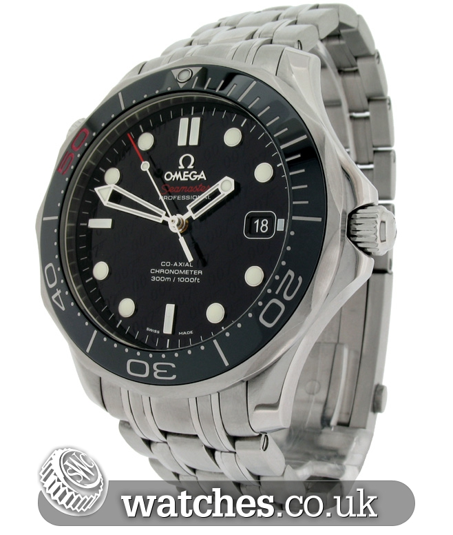 omega seamaster professional planet ocean 007 limited edition