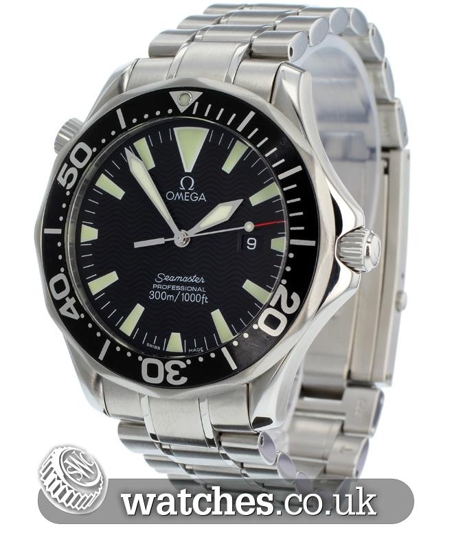 used omega seamaster professional watches