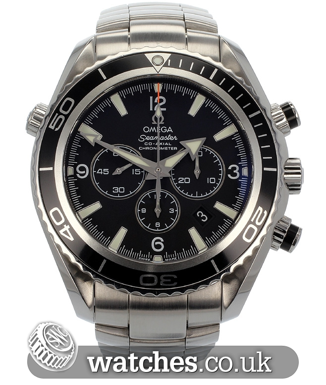 omega seamaster professional planet ocean co-axial chronometer 600m/2000ft
