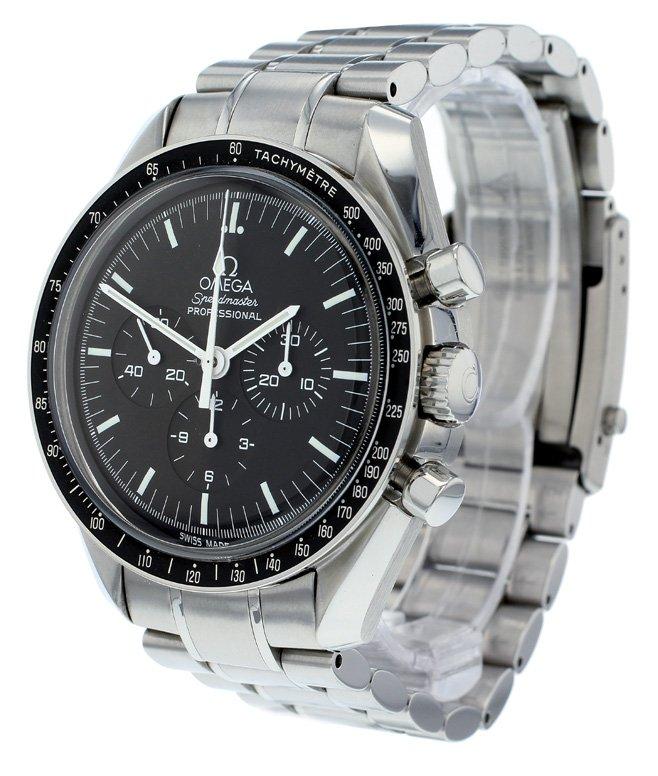 Omega Speedmaster Professional Moonwatch Watch - 3570.50.00 - Ref ...