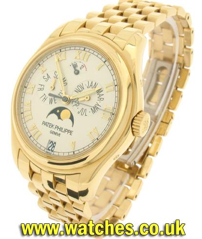 patek philippe watches used