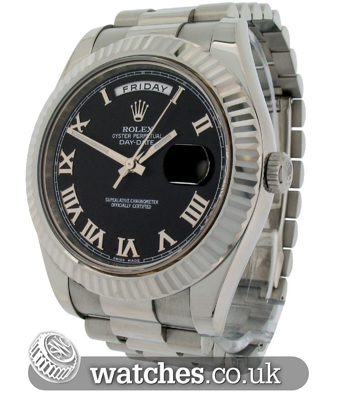Rolex Vintage Day Date Watch - 1803/8 - Ref: - Rolex Watches | Watches ...