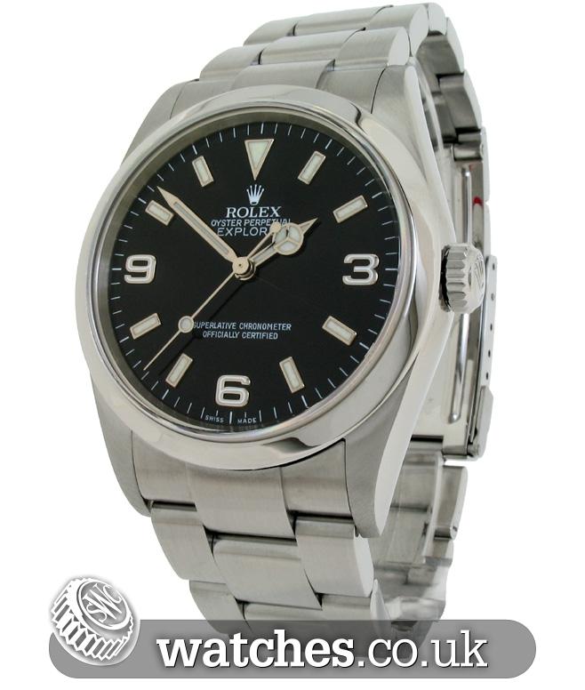Ladies Rolex Explorer Watches