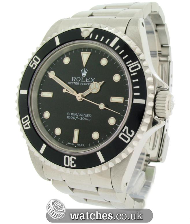 Rolex Submariner Watches Uk