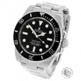 RO21836S Rolex Submariner Non Date Ceramic Back