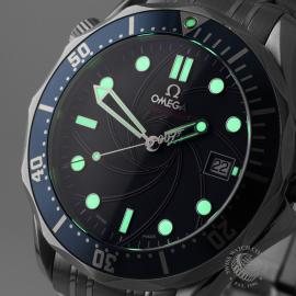 OM21529S Omega Seamaster James Bond 007 Limited Edition Close1