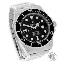 RO22277S Rolex Submariner Date Ceramic 41mm Unworn Dial