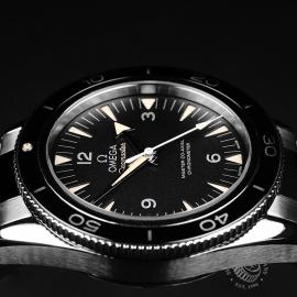 OM22237S Omega Seamaster 300 Master Co-Axial Close6