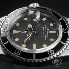 RO1970P Rolex Submariner Date 'Single Red' Close5