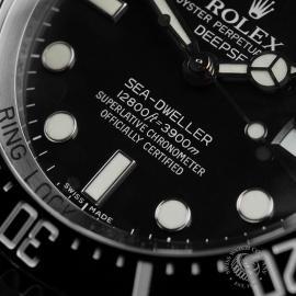 RO22370S Rolex Sea Dweller DEEPSEA MK1 Close4