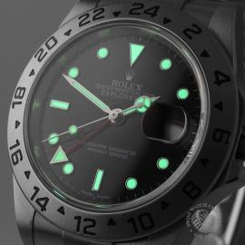 RO21714S Rolex Explorer II Close1