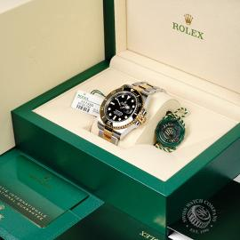 RO21980S Rolex Submariner Date Unworn Box