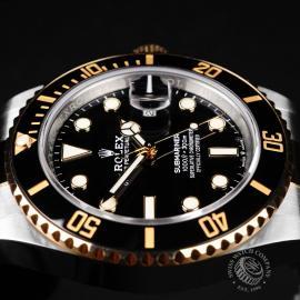 RO21980S Rolex Submariner Date Unworn Close6