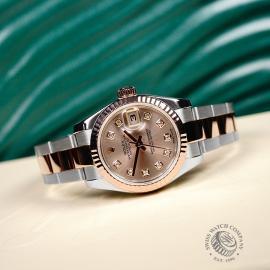 RO22235S Rolex Ladies Datejust Close11