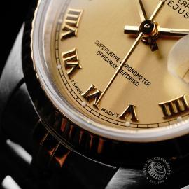 RO22123S Rolex Ladies Datejust Close4 1