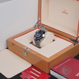 OM22669S Omega Seamaster Aquaterra Worldtime Box 1