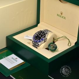 RO21126S Rolex GMT Master II - 2019 Model Box 1