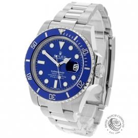 Rolex Submariner Date 18ct White Gold