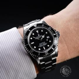 RO21750S Rolex Sea Dweller Wrist