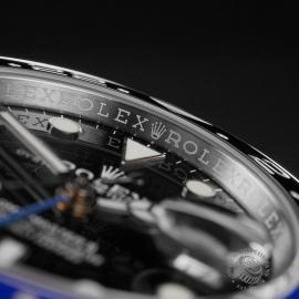 RO22681S Rolex GMT Master II 'Batman' Close5