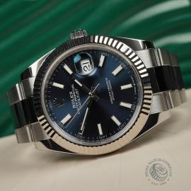 RO22310S Rolex Datejust 41 Close 8