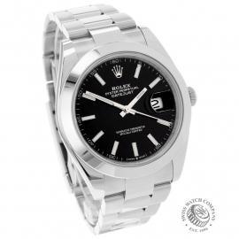 RO22042S Rolex Datejust 41 Dial 1