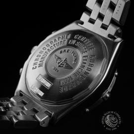 BR22471S Breitling Blackbird Chronograph Close10 1