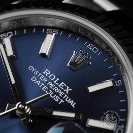 RO22477S Rolex Datejust 41 Unworn Close3